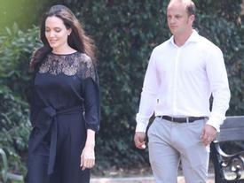 Chưa rõ bạn trai mới Angelina Jolie là ai, đã rộ tin cô sắp kết hôn lần 4