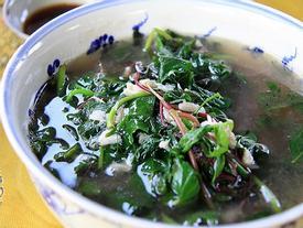 Loại rau quý hơn nhân sâm được nhiều nơi ưa chuộng nhưng Việt Nam lại thờ ơ