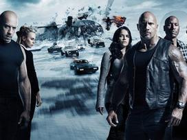 'Fast and Furious 8': Hoành tráng, mãn nhãn và đầy cảm xúc