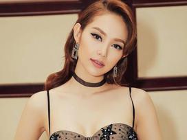 Bị đồng nghiệp gây sức ép, Minh Hằng đành lỗi hẹn với ghế nóng 'The Face 2017'