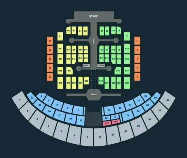 Khán giả xem concert của G-Dragon thiệt thòi so với xem concert của EXO - Ảnh 2.