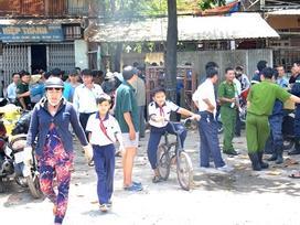 Nổ lớn trong dãy trọ ở Sài Gòn, một phụ nữ tử vong