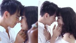 Isaac 'tra tấn' fan bằng clip hậu trường quay MV tình tứ với nữ chính gợi cảm