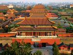 Bắc Kinh tráng lệ nhìn từ trên không