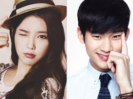 Fan chia sẻ rần rần clip nhá hàng hay như phim của IU và Kim Soo Hyun