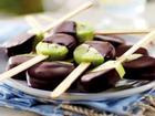 Kem chocolate kiwi siêu dễ cho bé