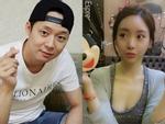 Than phiền mặt sưng và cơ thể tăng gần 6 kg, hôn thê của Park Yoo Chun bị nghi có bầu trước khi cưới