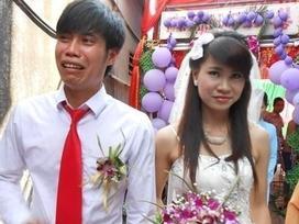 Clip chú rể bật khóc trong ngày cưới hút 30 triệu lượt xem