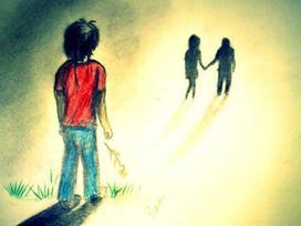 Điều bi ai nhất của tình yêu đơn phương là không ai biết được em đã yêu họ nhiều như thế nào