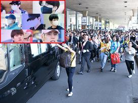 Sau 5 năm chờ đợi, fan Việt 'vỡ òa' hạnh phúc được gặp lại nhóm INFINITE