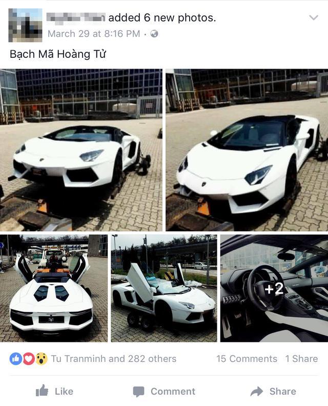 Không còn là tin đồn, Lamborghini Aventador Roadster thứ 3 đã về Việt Nam - Ảnh 1.