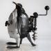 Chú chim cánh cụt 'đáng yêu' này được tạo từ máy...pha cà phê