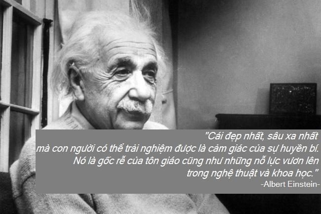 Nhà vật lý học Albert Einstein và những bài học cuộc đời rất đáng suy ngẫm - ảnh 26
