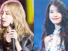 Nể phục những lý do Taeyeon và IU là nữ hoàng BXH âm nhạc Kpop
