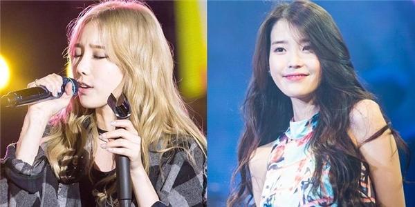 Khi nhắc đến nữhoàng ballad của Kpop, nhiều người sẽ nghĩ ngay đến Taeyeon và IU.Không chỉ cạnh tranh quyết liệt trên sân khấu âm nhạc hàng tuần, các nghệ sĩ này còn khiến các bảng xếp hạng trực tuyến chao đảo bởi các sản phẩm âm nhạc chất lượng có một không hai.