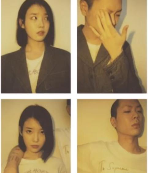 """IU ra mắt ca khúc chào sân thứ hai mang tên Can""""t Love You Anymore kết hợp cùng nam ca sĩ Oh Hyuk."""