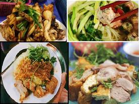 Tổ hợp những quán ăn lúc nào cũng tấp nập khách ở khu Trường Chinh, Đại La