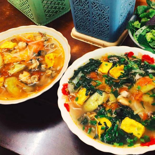 Tổ hợp những quán ăn lúc nào cũng tấp nập khách ở khu Trường Chinh, Đại La - Ảnh 8.