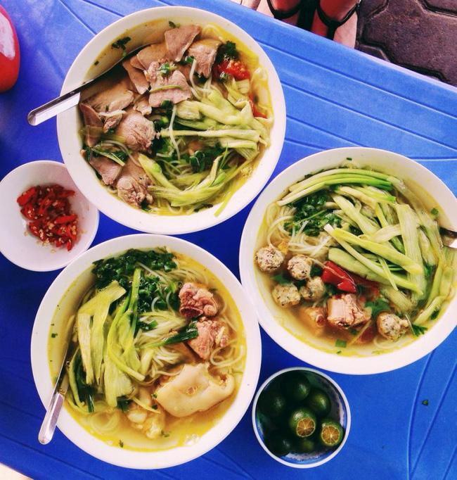 Tổ hợp những quán ăn lúc nào cũng tấp nập khách ở khu Trường Chinh, Đại La - Ảnh 2.