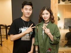 Suni Hạ Linh song ca ăn ý cùng rapper nổi tiếng Hàn Quốc Basick