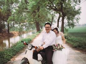 Độc nhất vô nhị: Chụp một lần, cặp đôi tái hiện được tất cả các kiểu lễ cưới Việt Nam trong 100 năm qua!