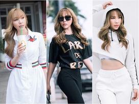 Ngắm street style của Quỳnh Thư, các cô nàng sẽ không ngừng 'gật gù' vì đẹp