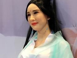 Búp bê tình dục Dương Mịch được bày bán ở Triển lãm người lớn