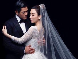 Những hình ảnh hiếm hoi trong đám cưới Quách Phú Thành và bạn gái hot girl kém 23 tuổi