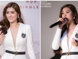 Giọng hát thật của Hoa hậu Huỳnh Tiên khiến nhiều ca sĩ xịn phải dè chừng
