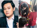 Quang Vinh bác bỏ hình ảnh tố mình không nhường ghế cho trẻ nhỏ khi ngồi trên xe buýt