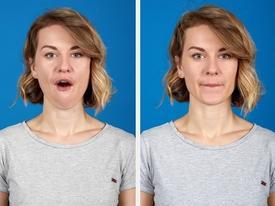 7 bài tập cực đơn giản nhưng hiệu quả nhất để có cằm xinh, mặt trẻ