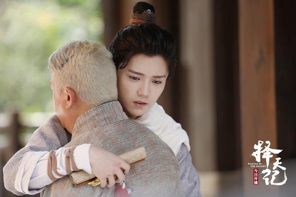 Trạch thiên ký của Lộc Hàm (Luhan) bị chê tơi bời vẫn ghi nhận rating ấn tượng-4