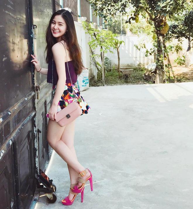 Sở hữu ngoại hình nổi bật, hot girl Đà Nẵng mệt mỏi vì bị làm phiền - Ảnh 6.