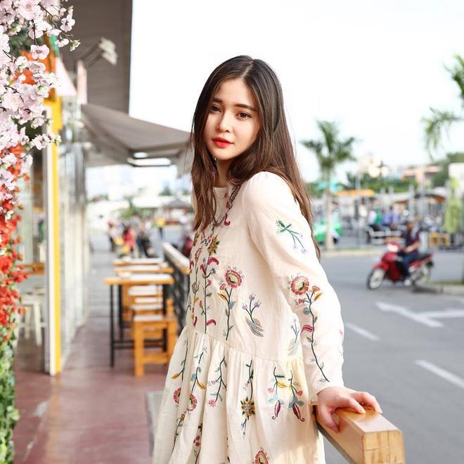 Sở hữu ngoại hình nổi bật, hot girl Đà Nẵng mệt mỏi vì bị làm phiền - Ảnh 5.