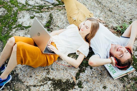 HP Pavilion - laptop chất khiến teen ngây ngất-Ảnh 2