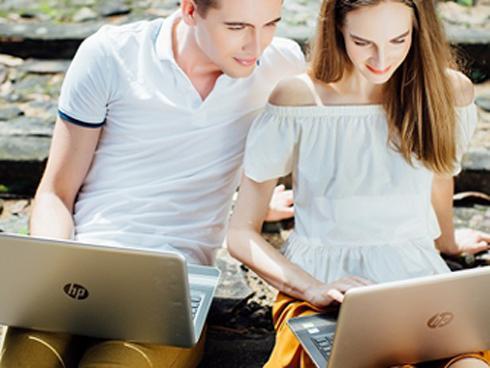 HP Pavilion - laptop chất khiến teen ngây ngất