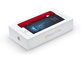 Cận cảnh iPhone 8 Plus đẹp rụng rời khiến ai cũng đứng ngồi không yên