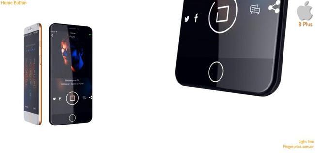 Cận cảnh iPhone 8 Plus đẹp rụng rời khiến ai cũng đứng ngồi không yên - Ảnh 5.