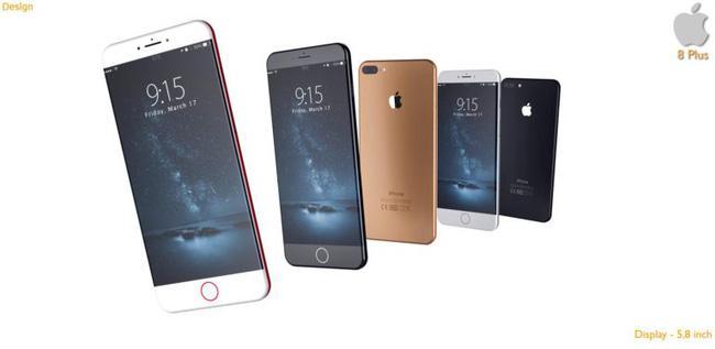 Cận cảnh iPhone 8 Plus đẹp rụng rời khiến ai cũng đứng ngồi không yên - Ảnh 10.