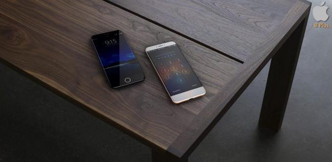 Cận cảnh iPhone 8 Plus đẹp rụng rời khiến ai cũng đứng ngồi không yên - Ảnh 3.
