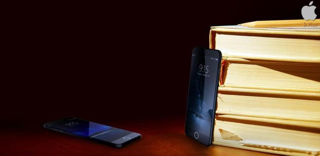 Cận cảnh iPhone 8 Plus đẹp rụng rời khiến ai cũng đứng ngồi không yên - Ảnh 4.
