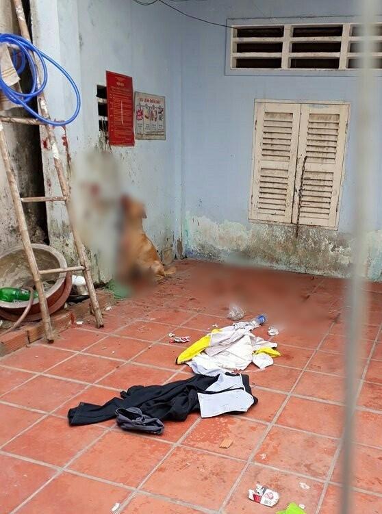 Giận hờn, nam thanh niên ở Sài Gòn tra tấn dã man chú chó của bạn để trả thù - Ảnh 2.
