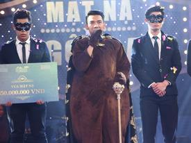 'Thánh giả giọng' Mai Quốc Việt trở thành Vua mặt nạ mùa đầu tiên
