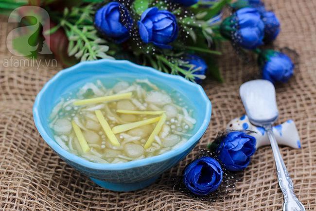 Nấu chè rau câu – Món chè thanh mát và bổ dưỡng cho mùa hè này - Ảnh 12.