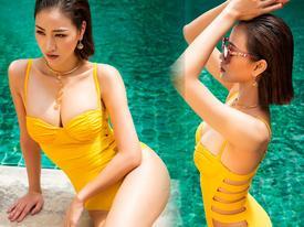 'Gái một con' Trương Quỳnh Anh, Maya 'nóng rát mắt' hơn hot girl 18