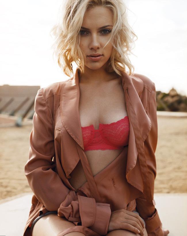 Scarlett Johansson bật mí bí quyết giữ dáng để trở thành nữ diễn viên hành động quyến rũ nhất Hollywood - Ảnh 8.
