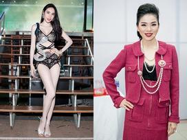 Thời trang thảm họa: Thủy Tiên mặc 'thanh xà bạch xà' khoe da - Lệ Quyên diện đồ già như mợ