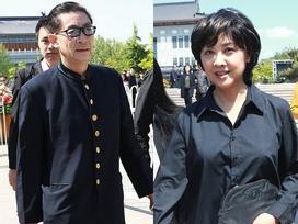 Lục Tiểu Linh Đồng cùng 'Đường Tăng' và 'Bạch Long Mã' tiễn biệt đạo diễn 'Tây Du Ký'