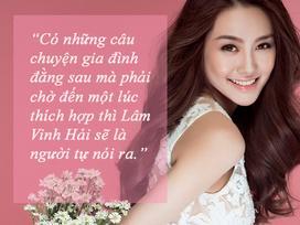 Linh Chi: 'Chuyện ẩn sâu trong hôn nhân của Lâm Vinh Hải, sau này mọi người sẽ hiểu'