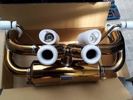 Lamborghini Aventador biển 'tứ quý' 9 độ pô IPE trong nhà Cường 'Đô La'